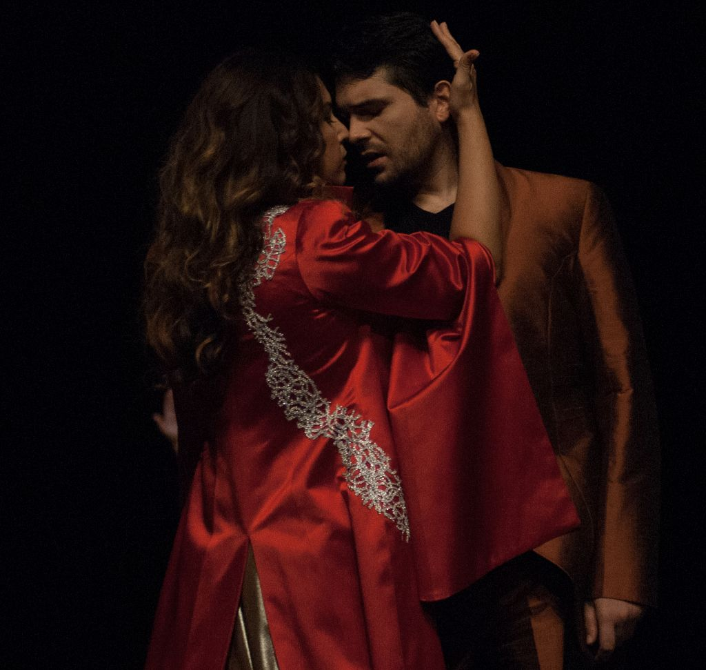 Monteverdi:-L'incoronazione-di-Poppea--—-Salzburger-Festspiele,-August-2018